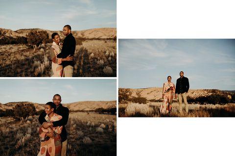 tournage de fiançailles