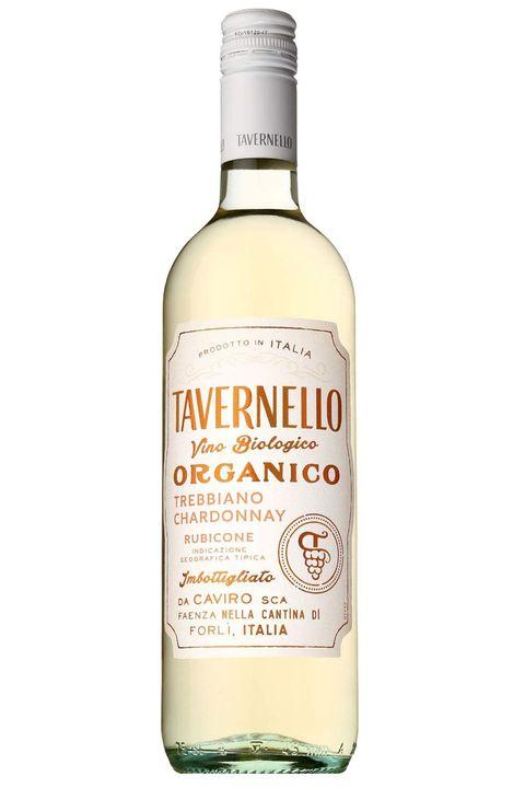 オーガニックワイン タヴェルネッロ オルガニコ トレッビアーノ