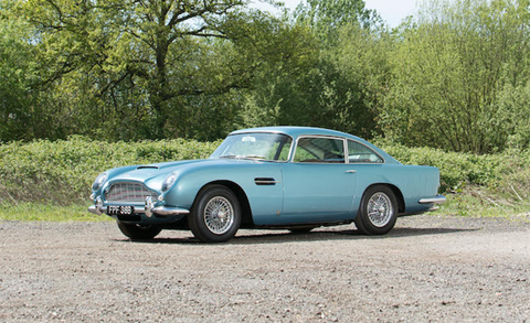 Land vehicle, Vehicle, Car, Classic car, Coupé, Sedan, Aston martin db4, Convertible, Aston martin db6, Sports car,