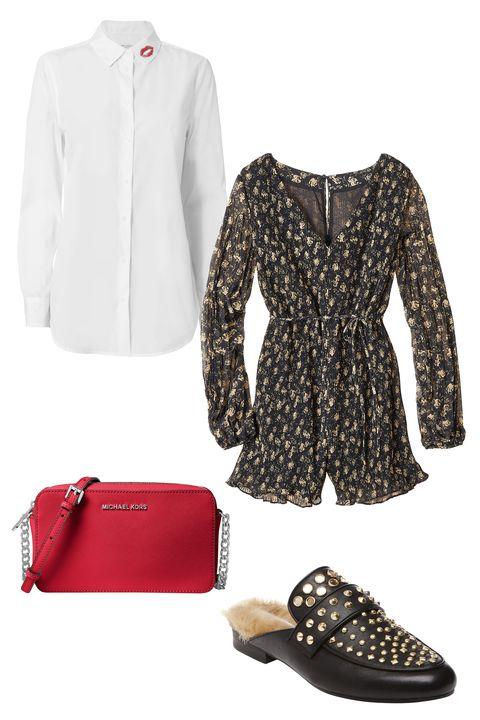 Clothing, White, Footwear, Sleeve, Outerwear, Shoe, Fashion, Blouse, Blazer, Design,