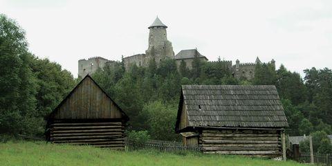 建築家・大西宣彰が旅した、スロバキアのたてもの探訪記