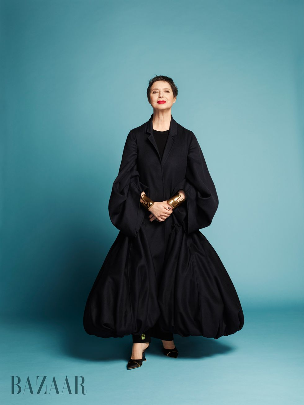 Isabella Rossellini Has Defined—and Redefined—Beauty for Decades. She Doesn't Intend to Stop Now.