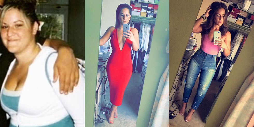Ann Najjar weight loss success story