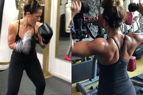 Ann Najjar workouts