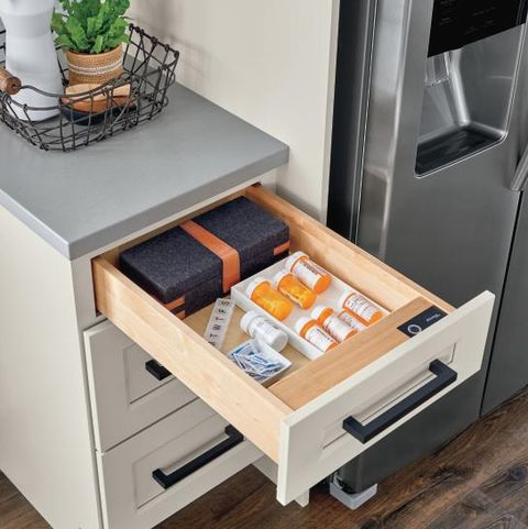 Diamond Cabinets Releases Fingerprint Lock Biometric Secured Drawers