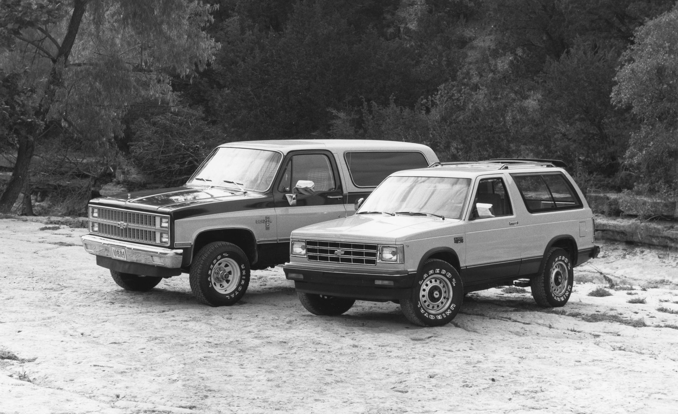 a visual history of the chevrolet blazer 1969 to today visual history of the chevrolet blazer