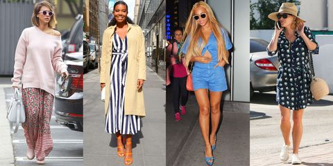 bf79c2998c34e 39 Chic Memorial Day Weekend Outfit Ideas From Your Fave Celebrities