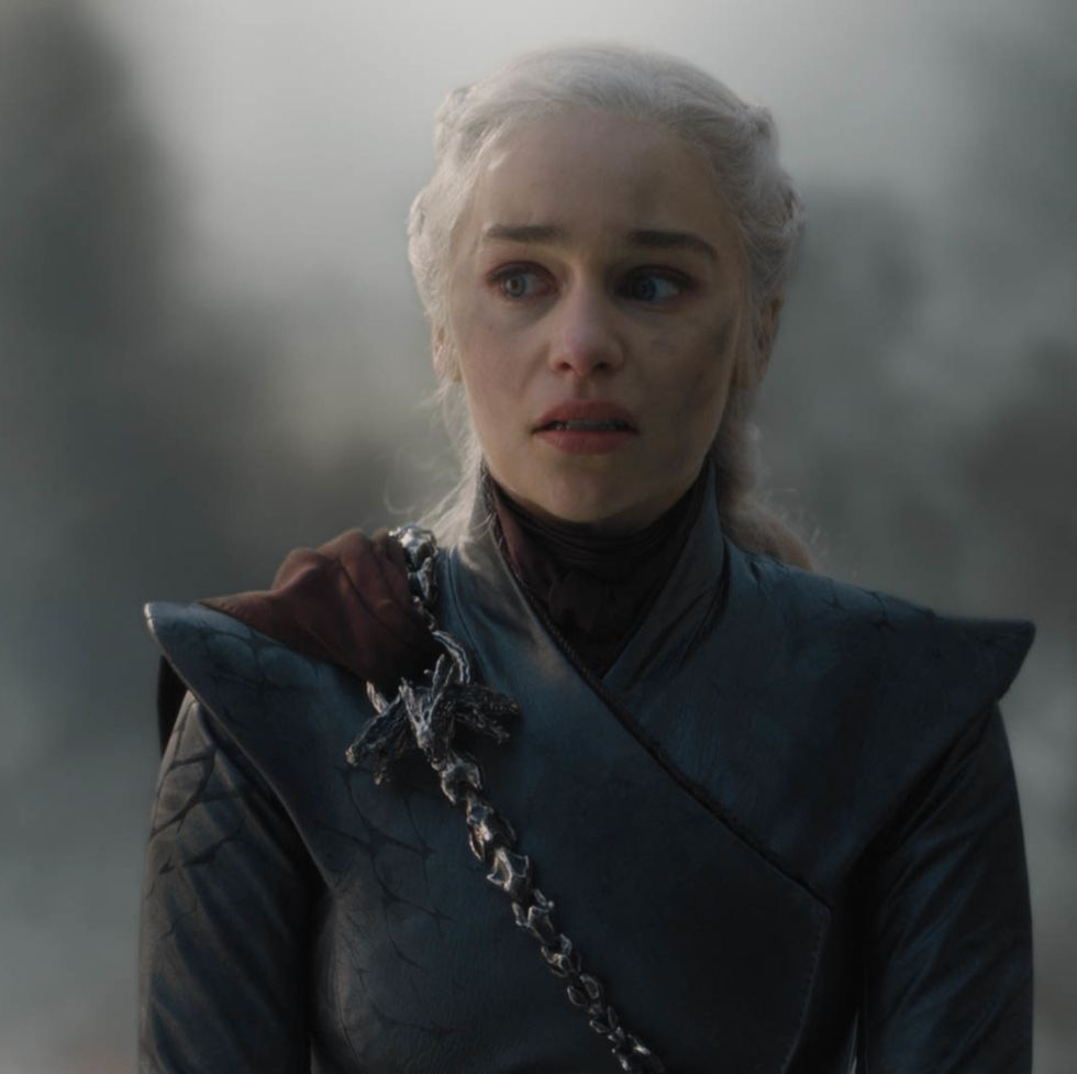 Emilia Clarke Tried to Warn Us That We Weren't Going to Like Daenerys's Game of Thrones Ending