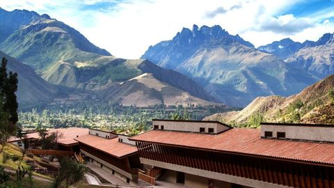 Explora Hotel, Sacred Valley, Chile