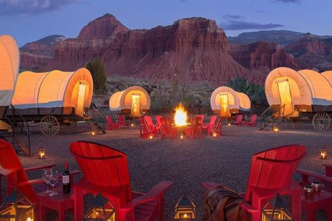 20 Best Luxury Camping Resorts In The U S Glamping Near Me