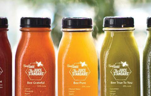 juice standard las vegas