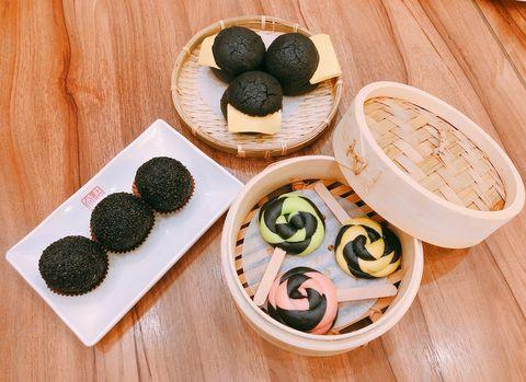 港點人氣名店「點點心」x台灣第一美食部落客「4Foodie」,推出造型聯名餐點,9/30正式開賣