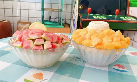 珍煮丹x小時候冰菓室期間限定店開幕,推出人氣爆棚胭花芭檸、芒果海雁雪沙化身刨冰