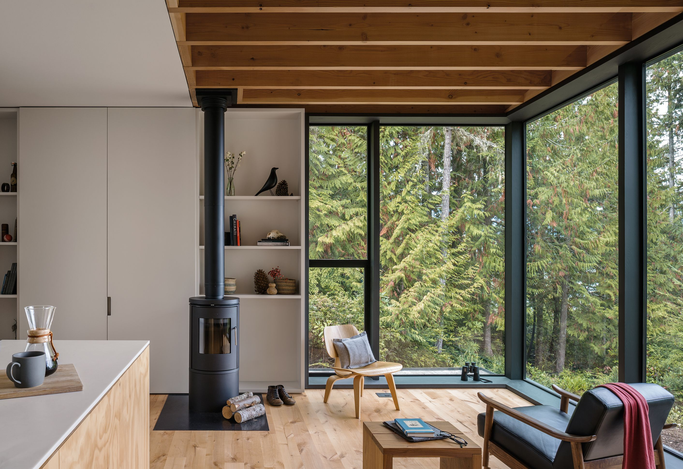 4 Tiny Home Designs   The American Institute ...