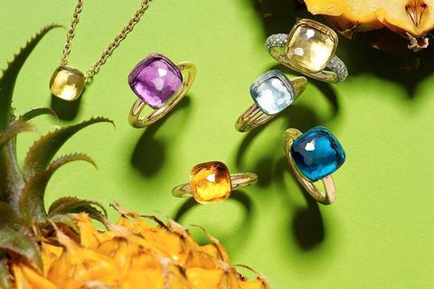 珠寶, 卡地亞, Cartier, 寶格麗, Bvlgari, 伯爵, Piaget, Boucheron, Pomellato, 推薦, 夏日搭配, 梵克雅寶, Van Cleef & Arpels, 戒指, 項鍊, 手環