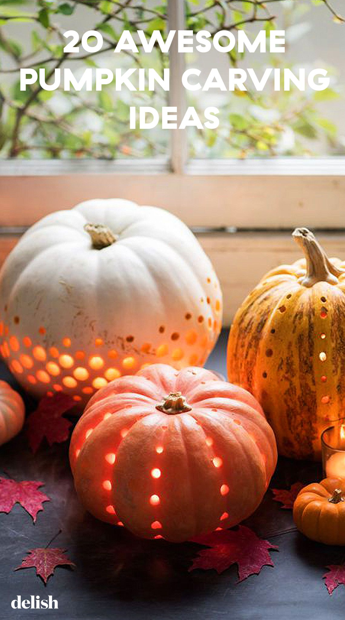 30 Creative Pumpkin Carving Ideas Awesome Jack O Lantern Designs Delish