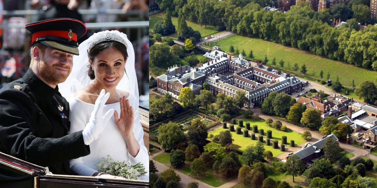 Where Does The Royal Family Live British Royal Family Official