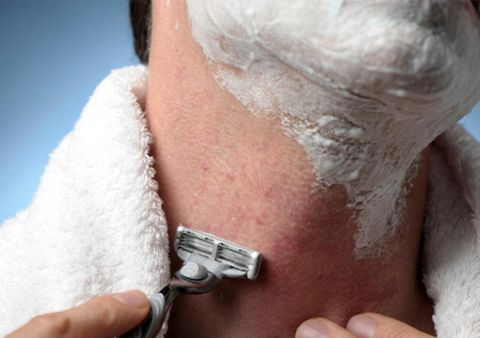 Shaving Causes Hair To Grow Back Thicker And Darker.