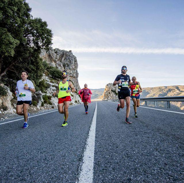 Worlds Fastest Marathon 2019