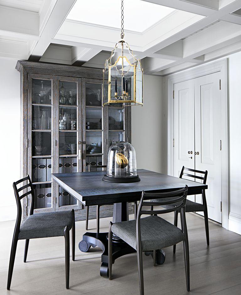 44 striking black white room ideas how to use black white rh elledecor com
