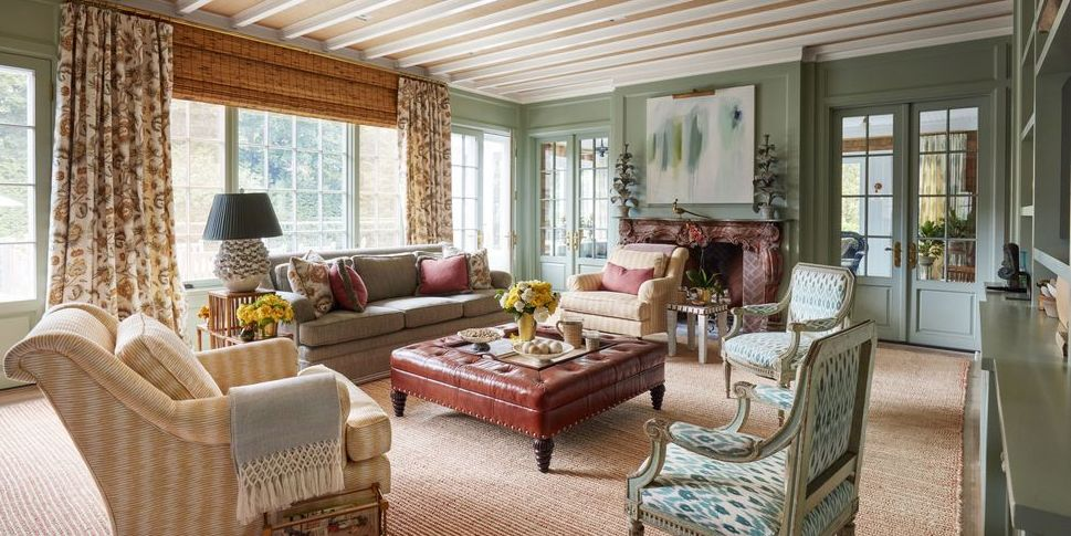 6 Beautiful Sage Green Paints Rooms With Sage Green Walls Decor