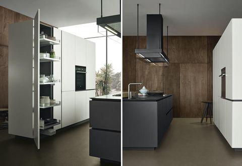 Modernità e essenzialità: i punti di forza delle cucine Varenna