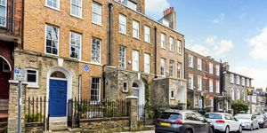 40 Well Walk - Hampstead - John Constable - exterior - Savills