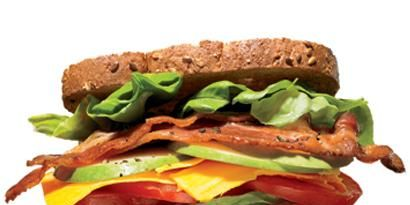 Food, Finger food, Cuisine, Baked goods, Sandwich, Dish, Ingredient, Breakfast, Vegetable, Meat,