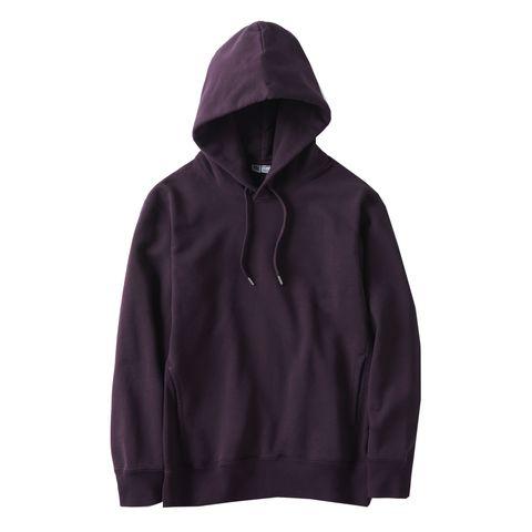 Hood, Clothing, Outerwear, Hoodie, Jacket, Sleeve, Purple, Sweatshirt, Polar fleece,