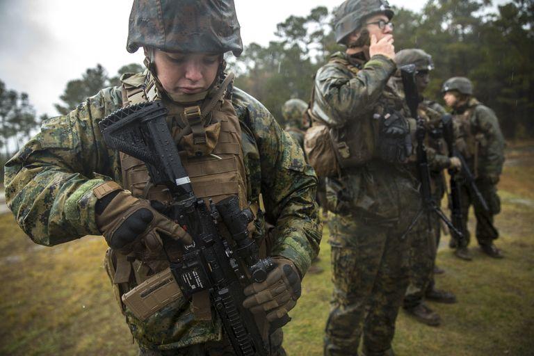Marines Set To Field New Designated Marksman Rifle