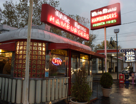 white manna burger restaurant