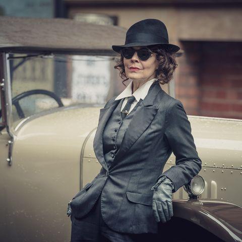 Classic, Fashion, Vintage car, Vehicle, Luxury vehicle, Car, Automotive design, Suit, Photography, Family car,
