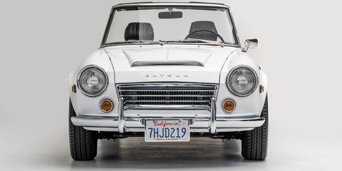 Land vehicle, Vehicle, Car, Regularity rally, Coupé, Classic car, Sedan, Datsun 1500, 1600, 2000 roadster, Automotive design, Datsun roadster,
