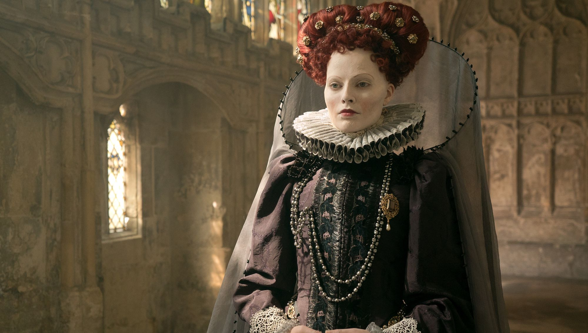 Mary Queen Of Scots' Designer On Transforming Margot Robbie And Saoirse Ronan