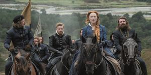 mary queen of scots film locations in scotland