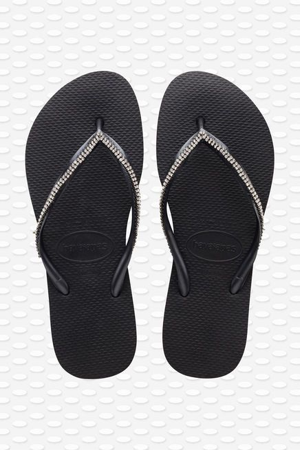 Havaianas bridal flip flops