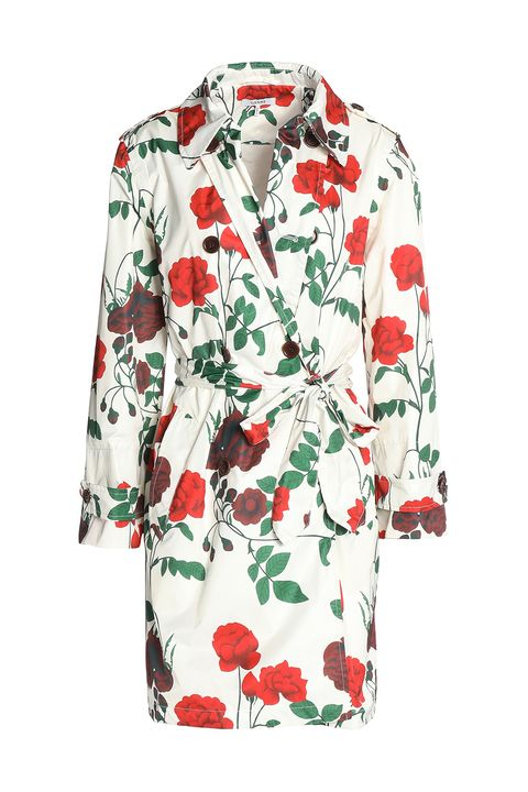 Clothing, White, Sleeve, Outerwear, Robe, Blouse, Day dress, Top, Dress, Trench coat,