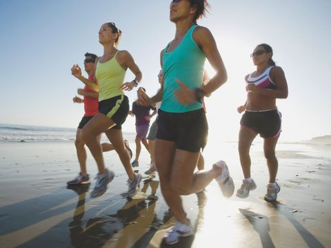 Runners at Less Risk of Dying From Breast Cancer