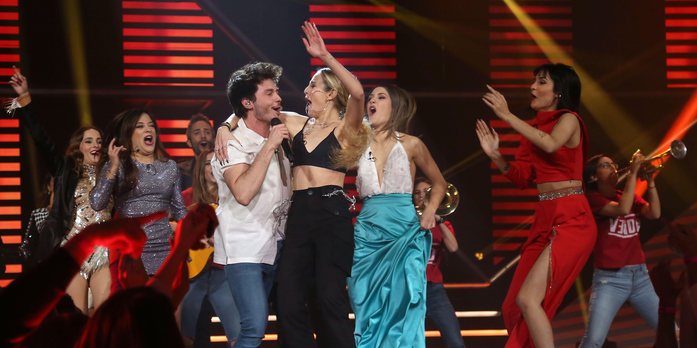 OT Eurovisión. Miki ganador