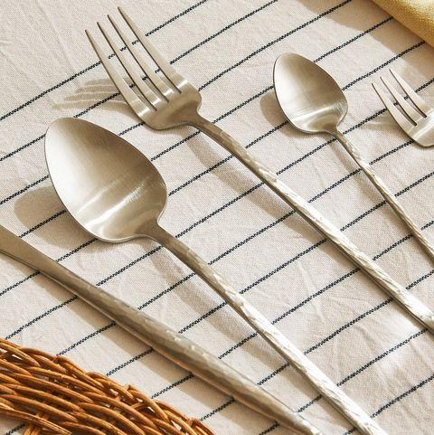 zara home cutlery
