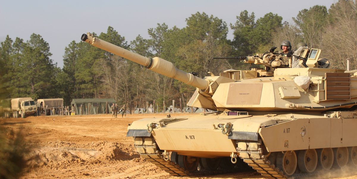 The united states 39 next tank could be protected by 39 steel foam 39 - Army tank pictures ...