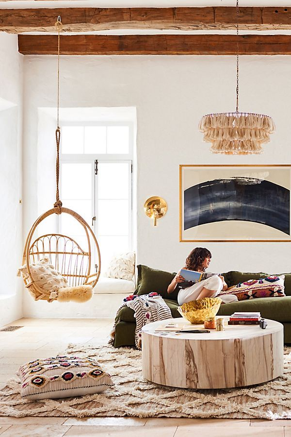 15 Best Indoor Hammocks   Relaxing Hanging Chairs And Swings For Your Home