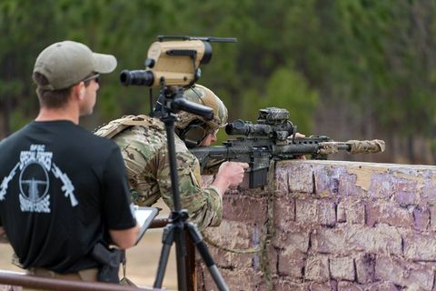 US Army Getting New Machine Gun Round Special Ops Getting New