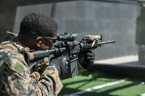 the army is finally fixing its rifles that could fire without
