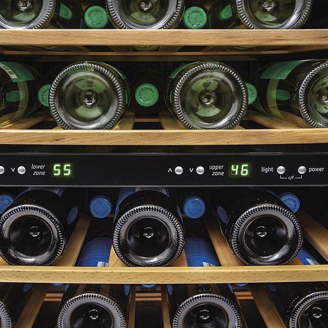 frigidaire wine fridge