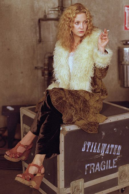 Fur, Fur clothing, Blond, Long hair, Vintage clothing, Costume,