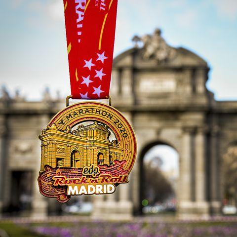EDP Rock 'n' Roll Madrid Maratón & ½