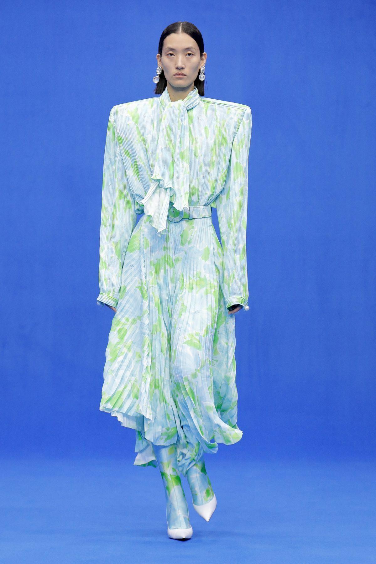 Balenciaga Demna Gvasalia Paris Fashion