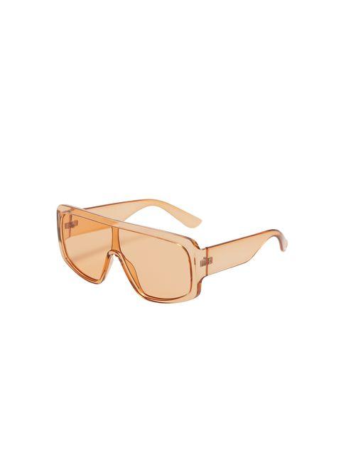 Eyewear, Goggles, Vision care, Glasses, Brown, Amber, Personal protective equipment, Sunglasses, Tan, Orange,