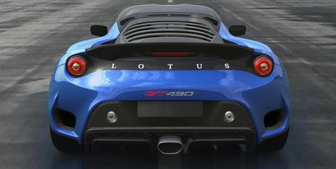 Lotus Sports Car >> This Is The Fastest Lotus Production Car Ever